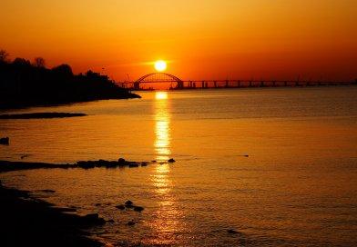 Крымский мост Новости строительства на 18 апреля 2018