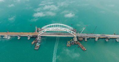 Крымский мост История