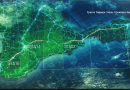 Трасса Таврида проект и точная схема на карте Крыма