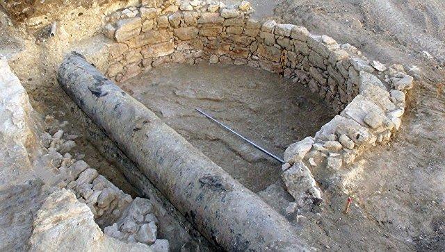 Археология Трассы Таврида