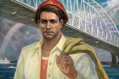 Крымский мост картина 18