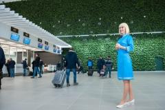 Открытие Нового аэропорта Симферополь