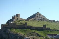 Судак 2018 Генуэзская Крепость