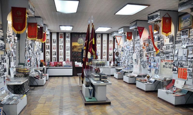 Музей Крымтроллейбус