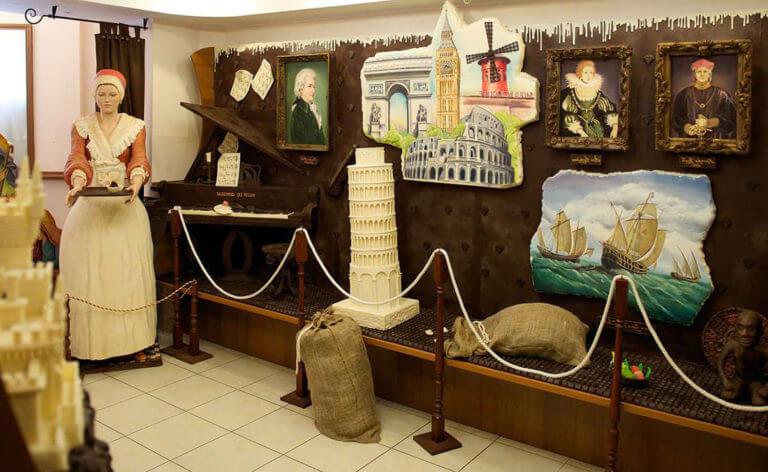 Музей шоколада Cимферополь