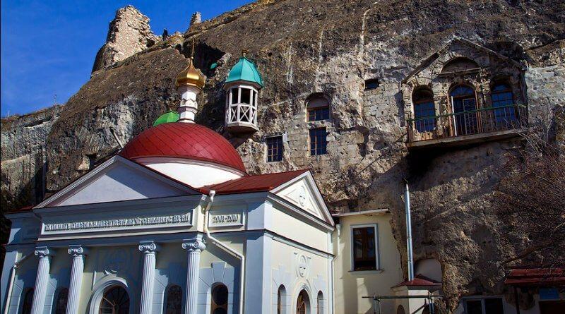 Инкерманский Свято-Климентовский пещерный мужской монастырь