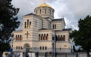 Владимирский собор херсонес