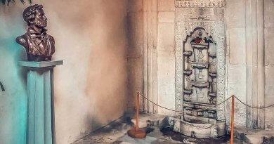 Бахчисарайский фонтан, Фонтан Слез, Сельсебиль