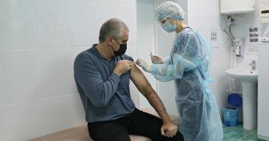 Вакцинация Аксенова С.В.