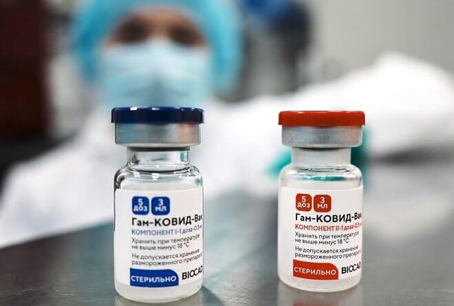 Вакцинация от ковида в Крыму