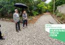Проектным офисом проинспектированы этапы работ в парке им. Фрунзе в Евпатории | Правительство Республики Крым