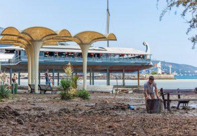 В Ялте начала работу межведомственная комиссия по оценке готовности пляжей