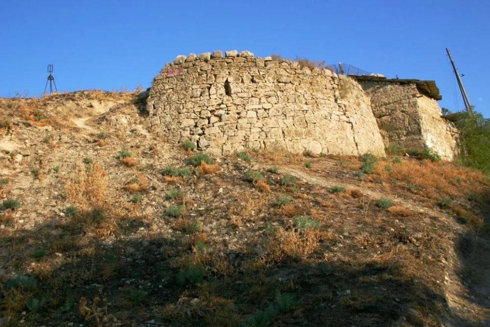 остатки башни Фомы