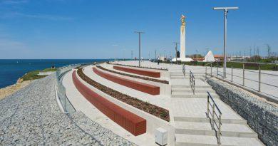 Памятник окончанию Гражданской войны на юге России (Примирения)