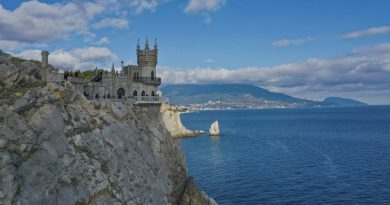 Ко Дню туризма турпортал Крыма Travel Crimea подготовил фотопроект «Крым. Разный и любимый»