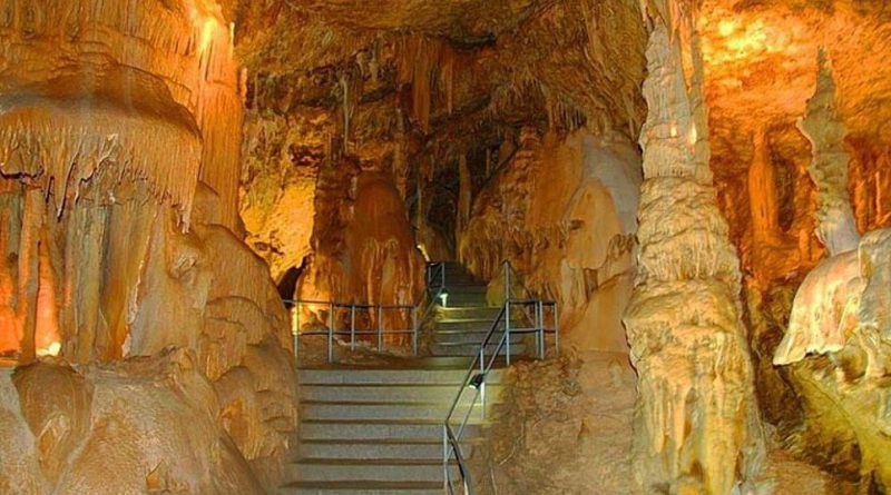Пещеры в Крыму